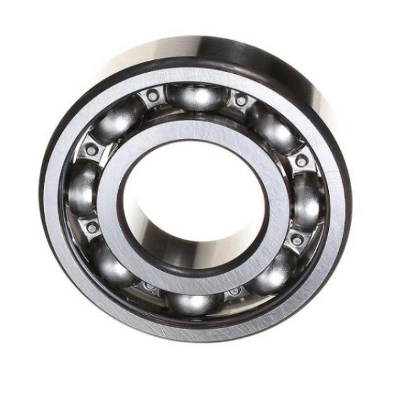 NSK 6306-C3 Deep Groove Ball Bearing, Single Row, Open, Steel Cage, C3 Clearance, Metric, 30mm ID, 72mm Od, 19mm Width, 6306-C3 Deep Groove Ball Bearing #1 image