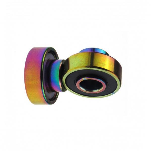Miniature Bearing 606 2RS Small Deep Groove Ball Bearing #1 image